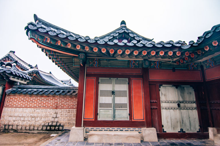 traditional south korean architecture