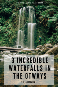 incredible rainforest waterfalls to visit in the Otways