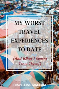 travel disasters
