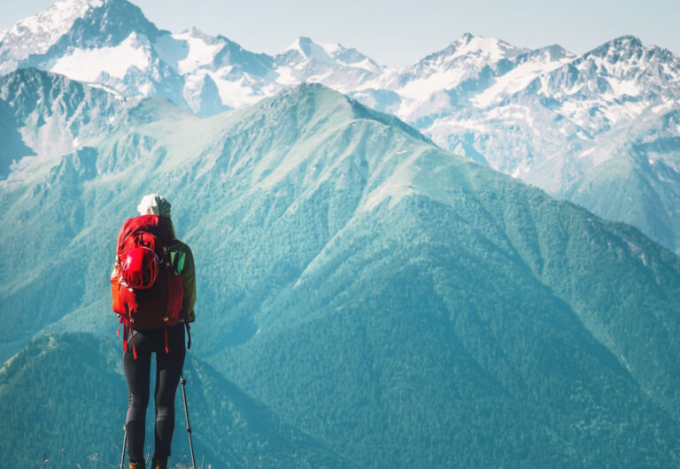 top tips for solo female hiking