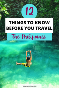 things to know about the Philippines