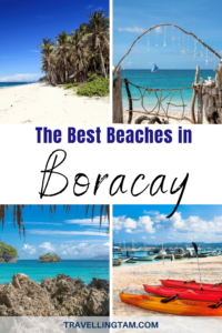 secluded beaches in Boracay to visit