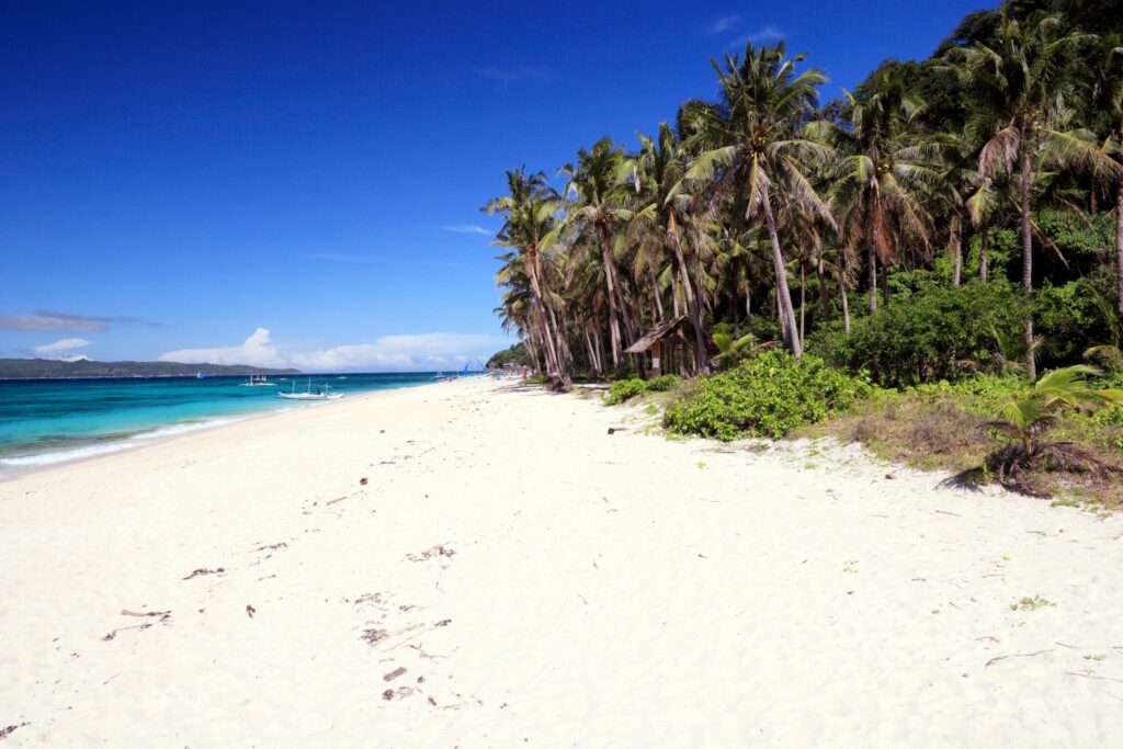 The best beaches in Boracay, the Philippines