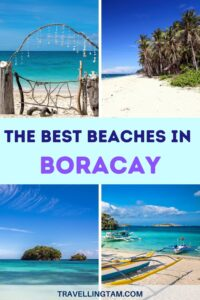 best beaches in Boracay the Philippines